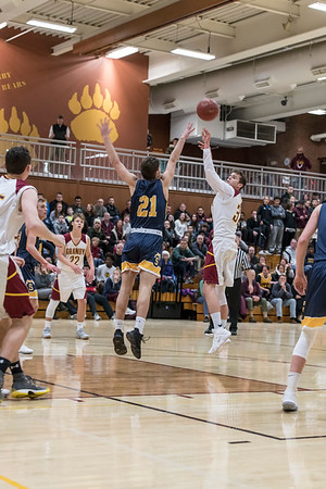 2017_12_30 Boys Basketball vs Simsbury