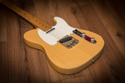 Sid Poole - Telecaster - Age Unknown