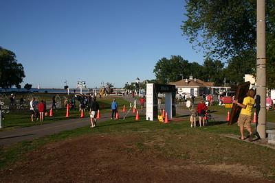 Cobourg Triathlon 2006