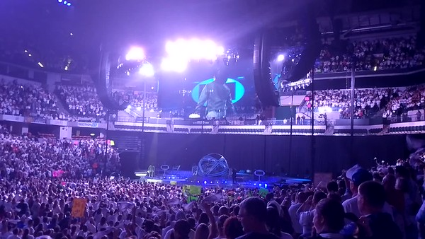 Garth Brooks 2018 Bankers Life Fieldhouse - Indianapolis