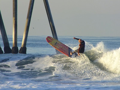 12/6/20 * DAILY SURFING PHOTOS * H.B. PIER