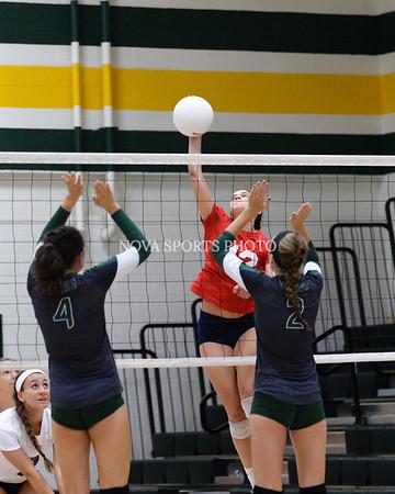Volleyball: Patriot vs. Loudoun Valley 9.6.14