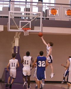 Darlington Boys Basketball 1-22-2005