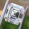2.23ct Vintage Asscher Cut Diamond GIA G VS1 3