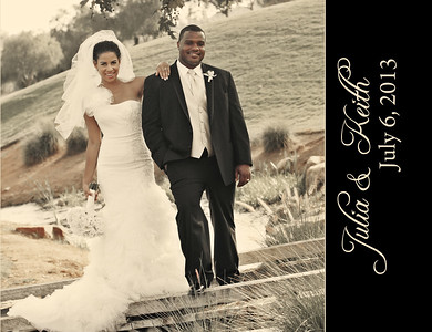 Julia & Kieth @ Maderas Country Club