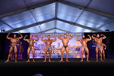Men's BB 40+ Light Heavyweight