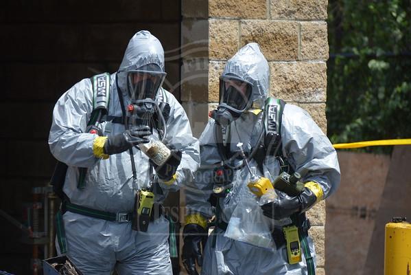 July 22, 2015 - Hazardous Materials Incident - 401 Conlins Road