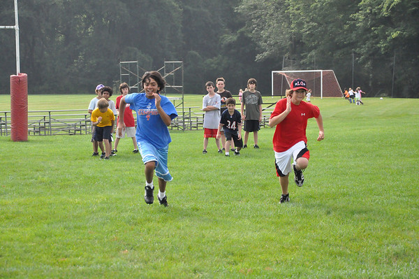 Football Camp, Junior