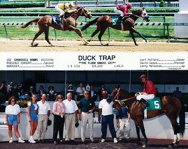 DUCK TRAP - 5/22/1996