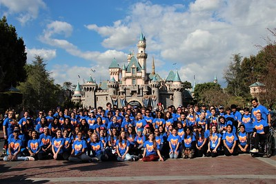 2018-02-19 Disneyland Trip
