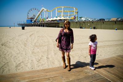 Santa Monica Pier: September 27, 2011