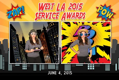 West LA 2015 Service Awards
