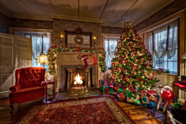 A Hearthside House Christmas