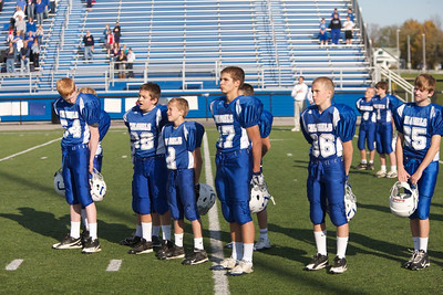 Football CCH Youth Championship Game vs Holly Cross at Simon Kenton 2011