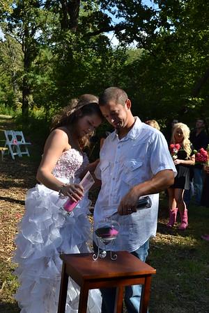 2011-09 Adam & Darci's Wedding