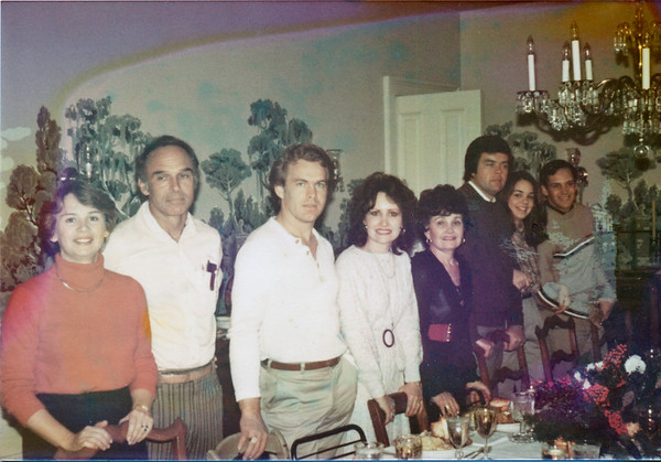 Thanksgiving 1981