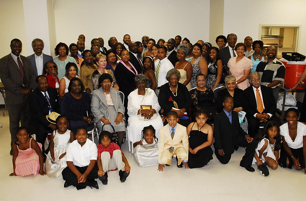 """Independence Homecoming """"Banquet"""" July 7, 2007"""