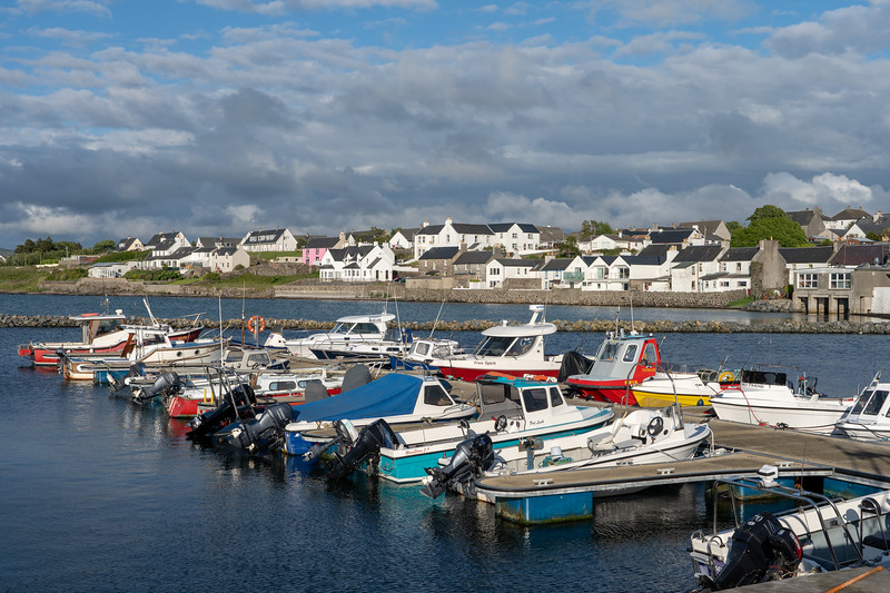 Bowmore harbor