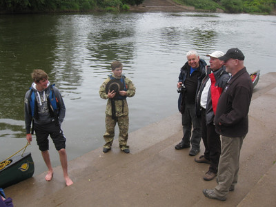 River Wye Gold Qualifier June 2013
