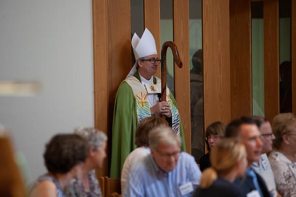 Bishop's Visit September 2018