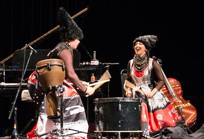 sep 22 2018 - Dakabraka - Cowichan Performing Arts Centre