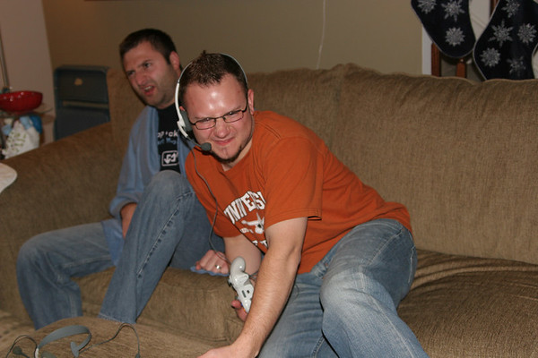 Boys will be Boys - Dave & Jim bein' goofy