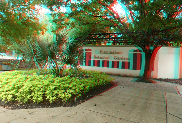 Birmingham Botanical Gardens 8-28-20