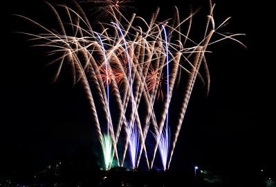 Photos: Erie Fireworks on July 3, 2021