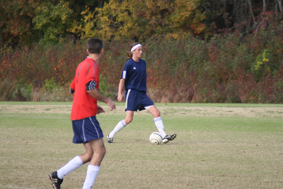 Elliott -- soccer fall 2006