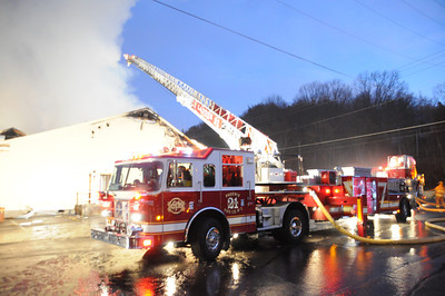 NORTH MANHEIM TOWNSHIP CHINA BUFFET FIRE 11-27-2011 PICTURES BY COALREGIONFIRE