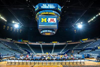 1-19-20 - Michigan Vs Minnesota