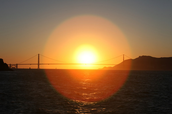 Sailing the San Francisco Bay - Wednesday October 13th, 2010
