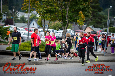 Fun Fest - Prefontaine Run - Parade - Coos Bay, OR 2012