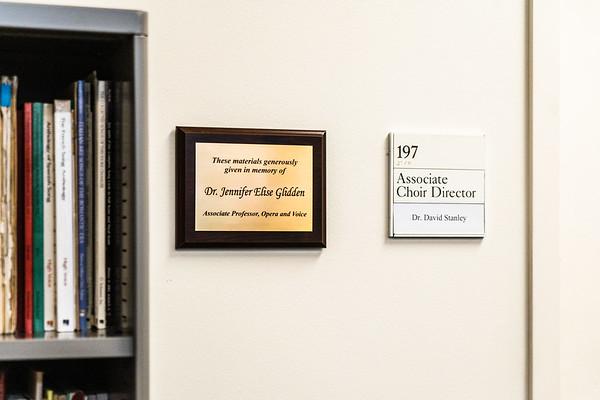 M22012- Alumni Tribute Concert - Dr. Jennifer Elise Glidden
