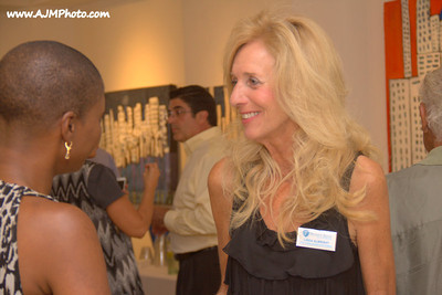 Debilzan Gallery Networkin Delray Apr.2,'14
