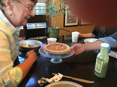 15-10--31 Sue's Birthday at Julia & Tyler's