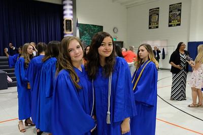 Pasadena Christian 8th-Graders Graduate