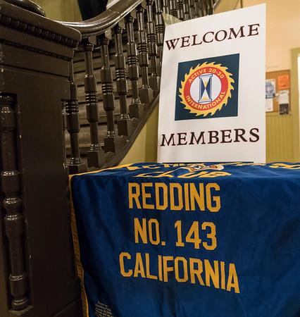 Active 20-30 Club Redding