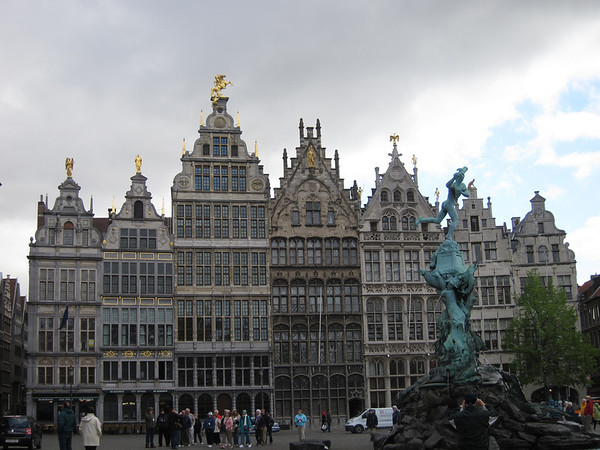 Netherlands, Belgium 2011
