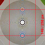 """Analyzed D800 video frame"" © 2012 Falk Lumo"