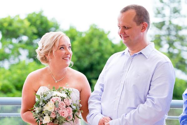 Jared & Louise's Wedding