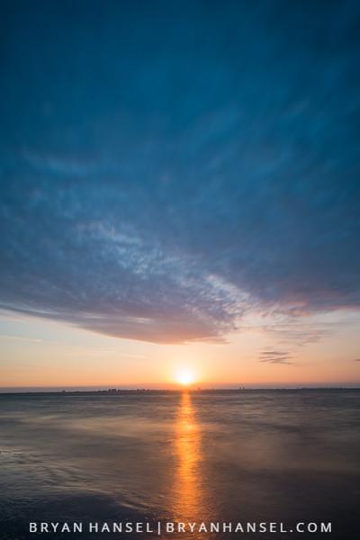 Sunrise on Sanibel Island
