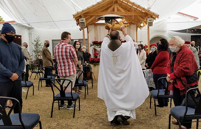 12-24-2020 Christmas Eve Mass 1 pm