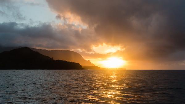 Day 4 - Na Aina Kai/Na Pali Coast Tour