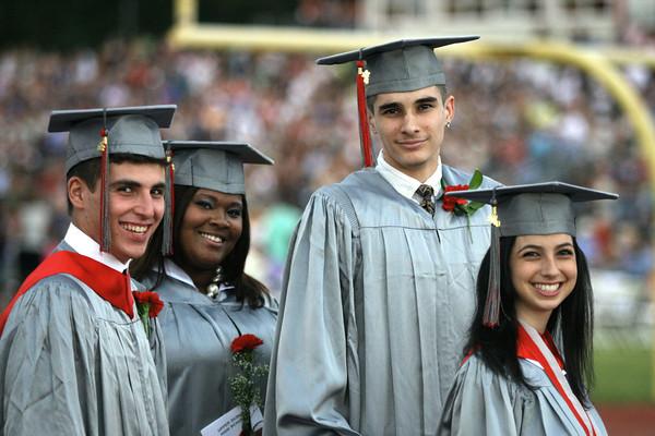 2010 Upper Dublin Graduation