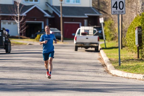 Eric Deshaies - 10 marathons, jour 6