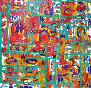 Salim Kaiss's Paintings, ca. 2011