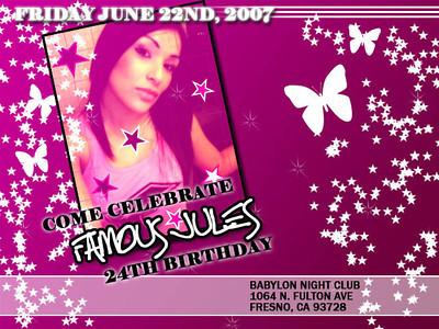 2007-06-22 [Purple Passion, Babylon Night Club, Fresno, CA]