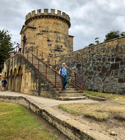 PORT ARTHUR HISTORIC SITE, TASMANIA, AUSTRALIA - 2019