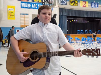 Samuel's Guitar Concert